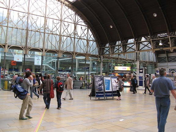 Paddington Station UK